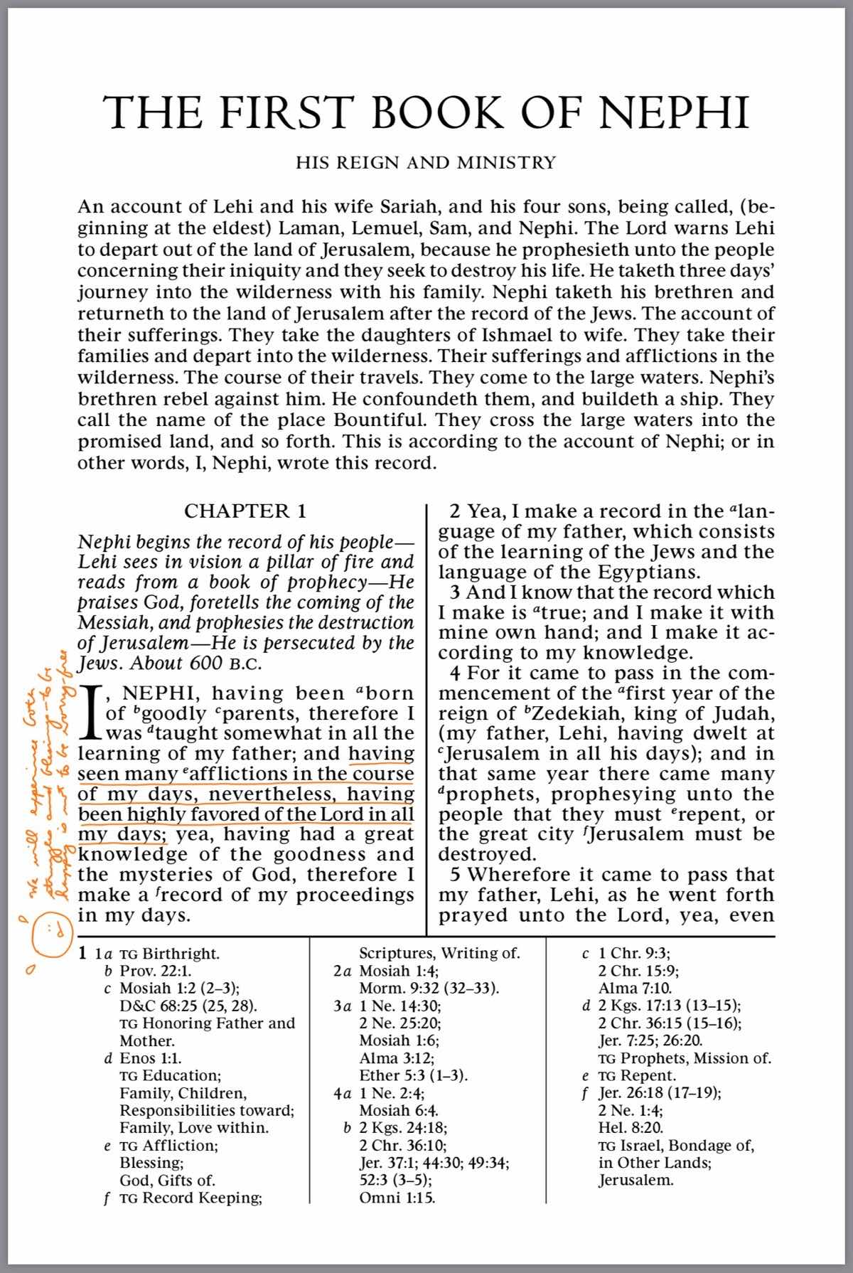 1 Nephi 1 Page 1