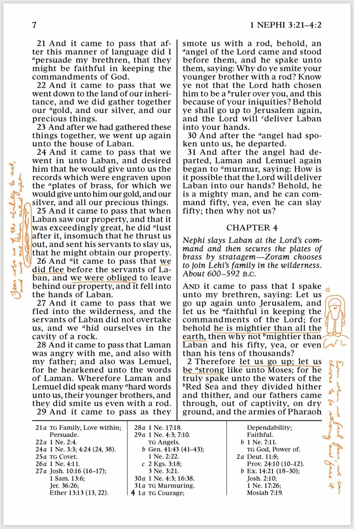 1 Nephi 4 Page 1