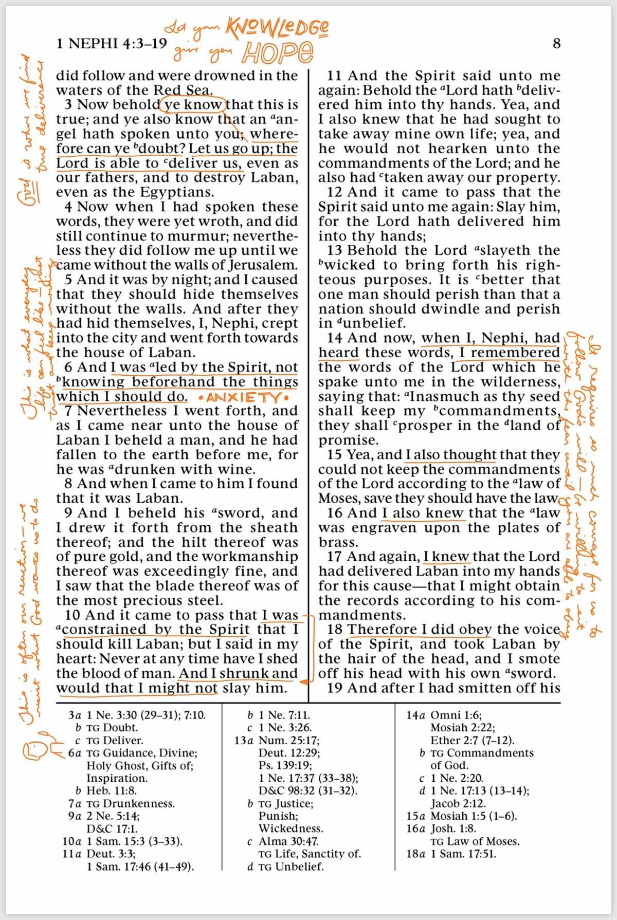 1 Nephi 4 Page 2