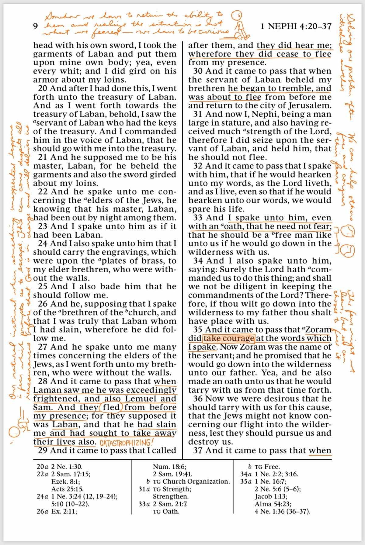 1 Nephi 4 Page 3