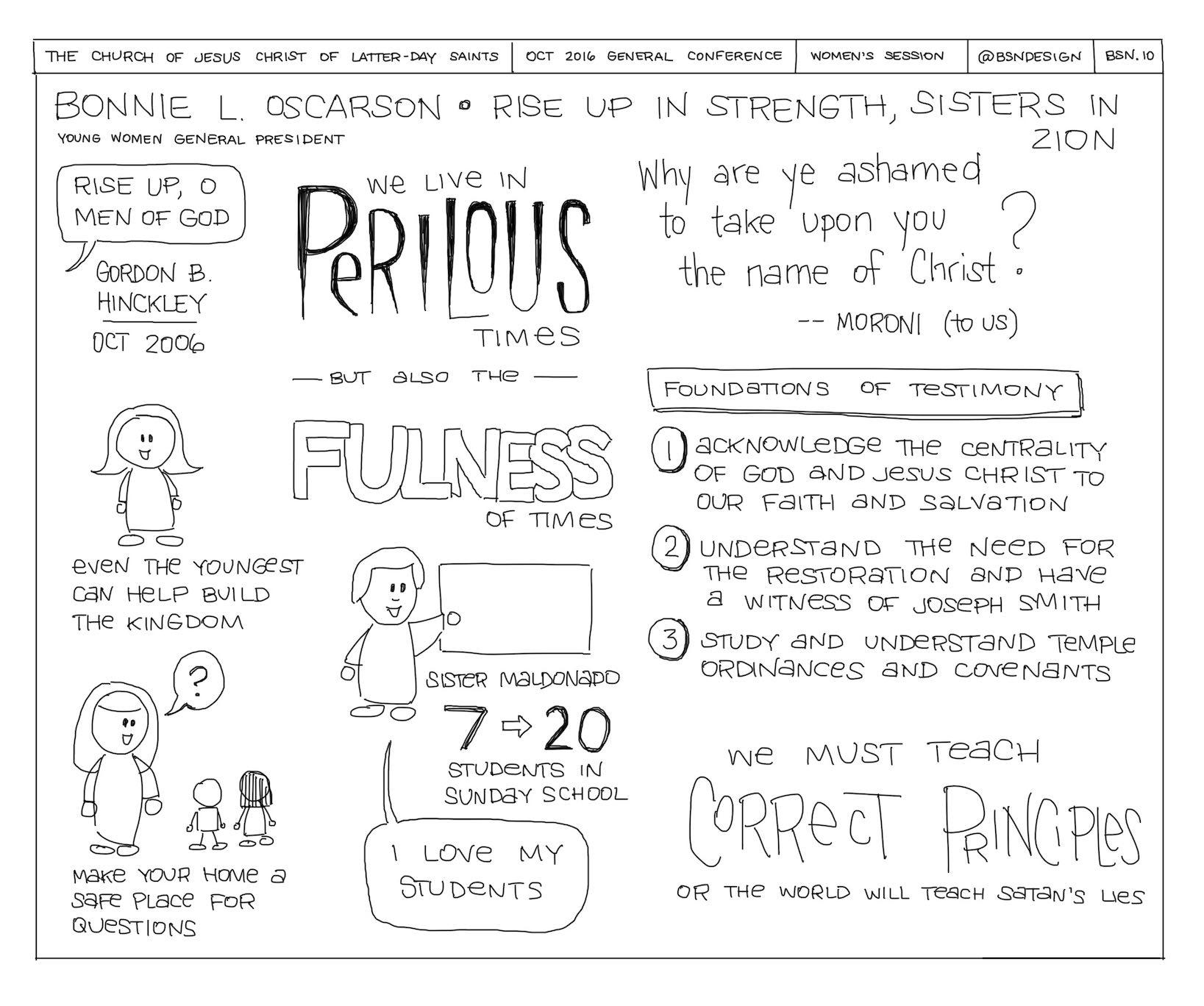 General Conference Sketchnotes 03