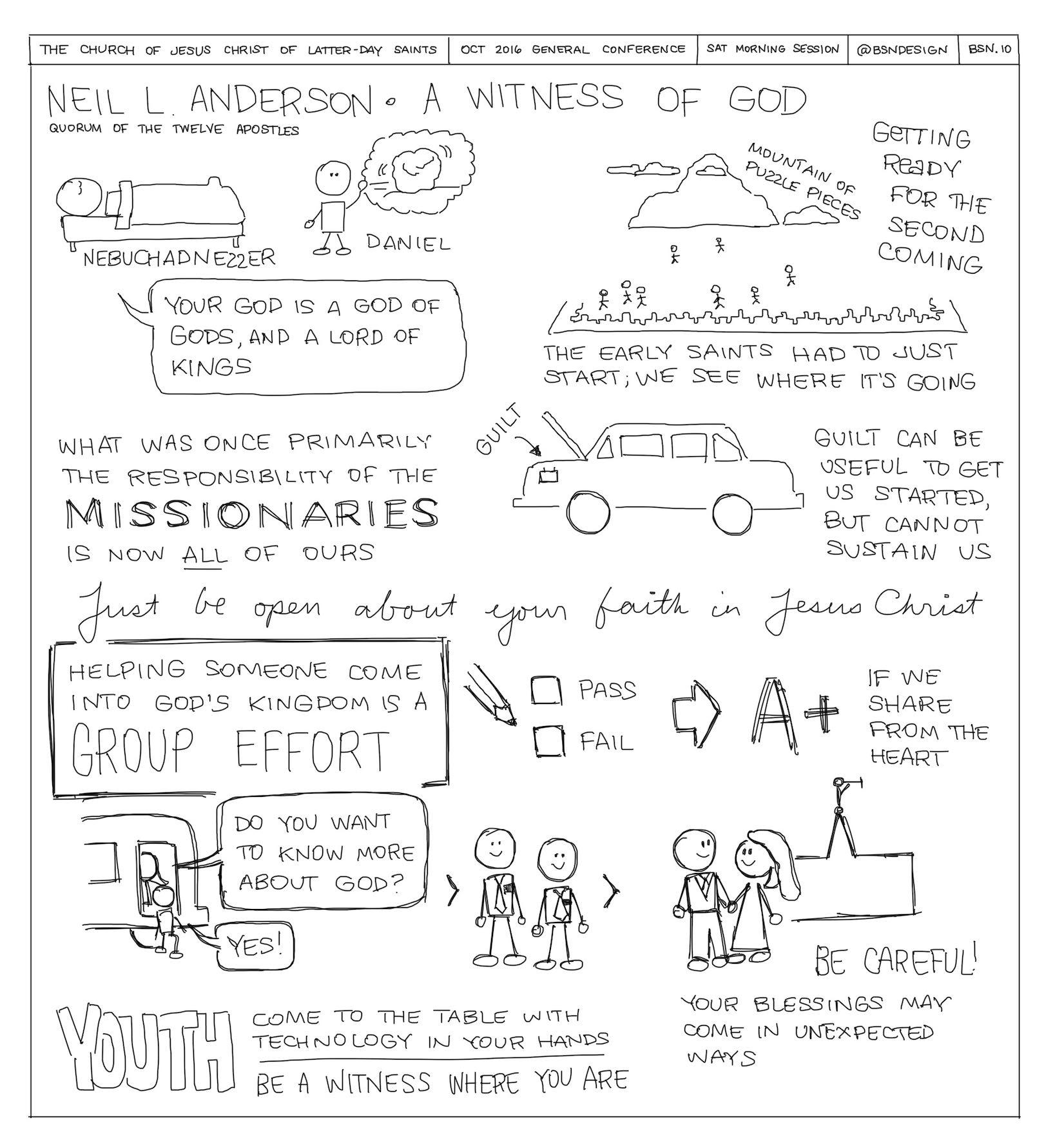 General Conference Sketchnotes 11