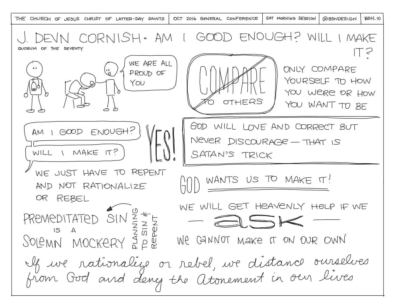 General Conference Sketchnotes 10