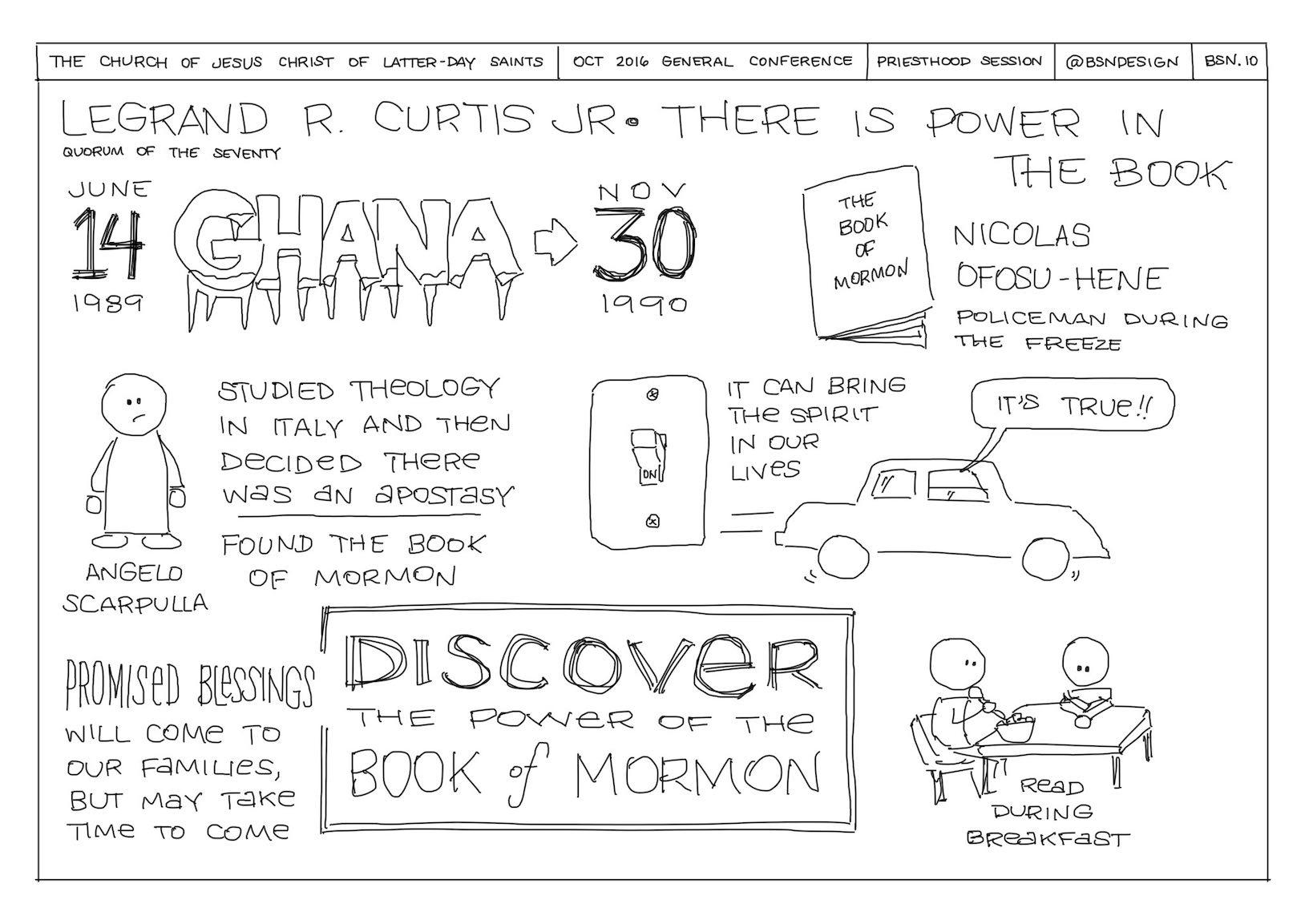General Conference Sketchnotes 19
