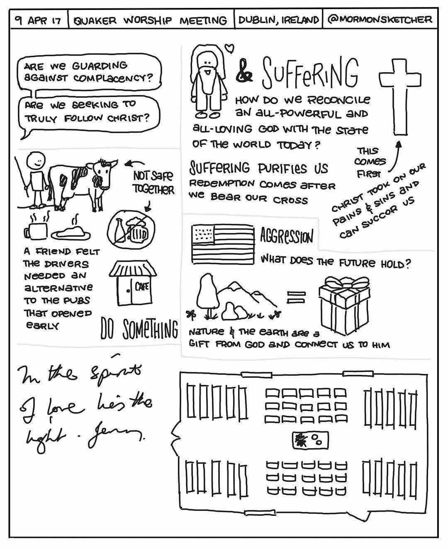 General Conference Sketchnotes