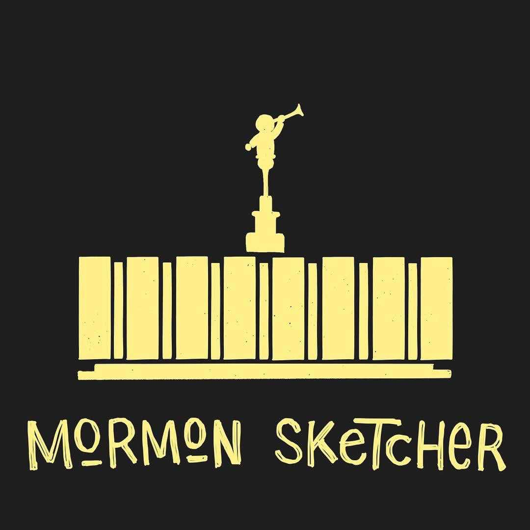 Mormon Sketcher